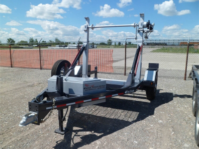 FL 170 SR HD 10 Power and Gas Trailers
